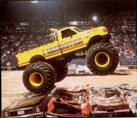 bigfoot monster truck history jdk s monster trucks monster truck bilder quot history quot