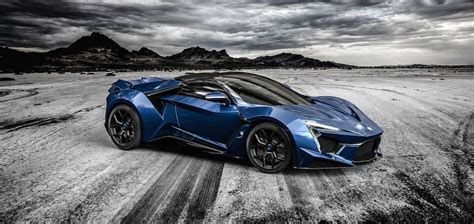 Fenyr Supersport, The New Supercar From W Motors Most