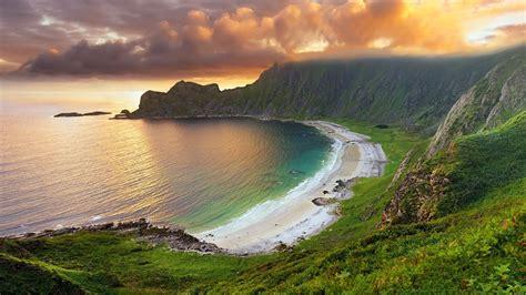 Beautiful Bay scenery Coast 2020 High Quality Desktop ...