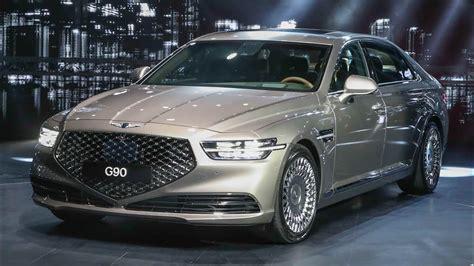 2019 Genesis G90 by 2019 Genesis G90 Luxury Flagship Sedan