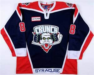 Syracuse Crunch jerseys - Google Search | Hockey Jersey's ...