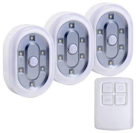 1 5w daylight wireless remote led cabine