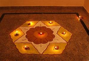 Top 35+ Beautiful Easy Rangoli Designs For Diwali