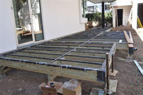 practice deck building tips fine homebuilding