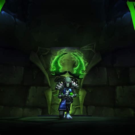 rogue transmog azzinoth warglaives wow