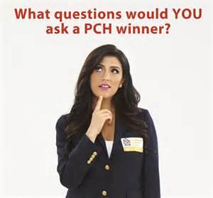 PCH Winners