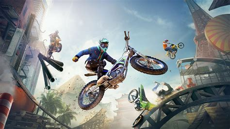 Trials Rising Will Be Cross Platform As Long As You Have ...