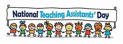 National Teaching Assistants Days Awareness Calendar Background