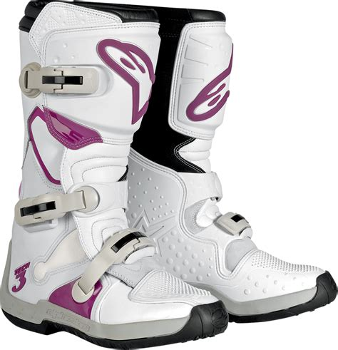 alpinestar tech 3 motocross alpinestars women 39 s stella tech 3 offroad motorcycle boots