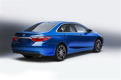 toyota camry toyota spices up camry and corolla with new special