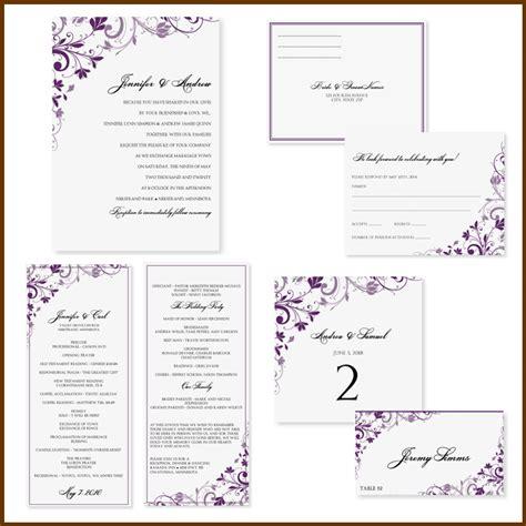 free printable wedding invitation templates for word free wedding invitation templates cyberuse