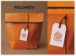 萬聖節包裝設計─禮物紙袋 @ 下課後的藝文學堂 :: 痞客邦