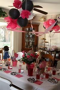 Cynde, U0026, 39, S, Place, American, Girl, Spa, Birthday, Party