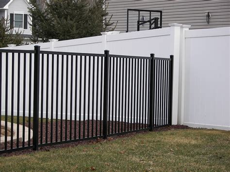 pool fencing styles specrail aluminum pool fence and aluminum specrail gates