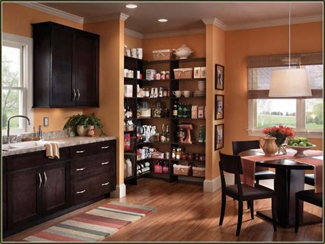 pantry style kitchen cabinets corner pantry cabinet ideas roselawnlutheran