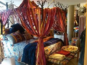 Bohemian, Style, Bedroom, Decorating, Ideas