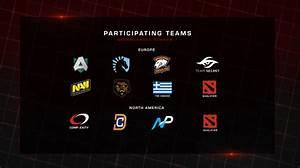 10 Teams Announced For DreamLeague Dota 2 Gamereactor