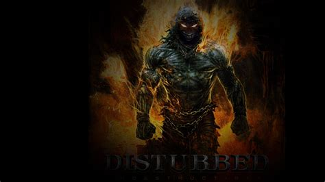 The Guy Disturbed Wallpaper Disturbed Immortalized Wallpaper 68 Images