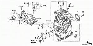Honda Generator Eu2000i Parts Diagram
