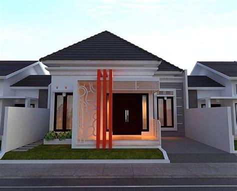 koleksi desain rumah minimalis type  terbaru