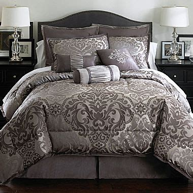 richmond 7 pc comforter jcpenney home goodies duvet bedding sets king bedding sets