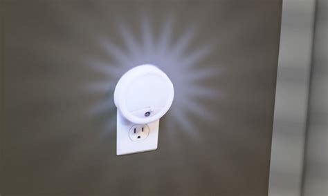 dimmer night light l stanley led night light groupon goods