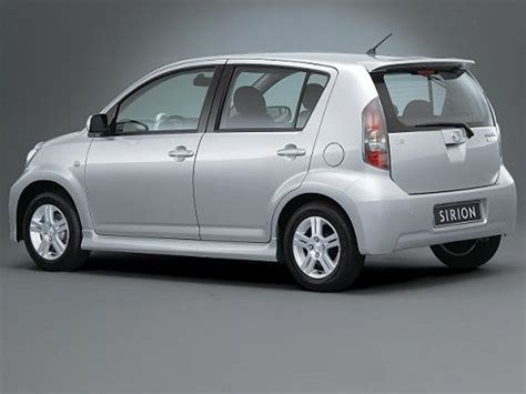 Daihatsu Car : 2014 Daihatsu Sirion Review, Prices & Specs