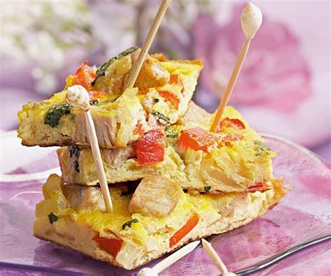 recette de cuisin la tortilla au thon et poivron une recette du chef lignac