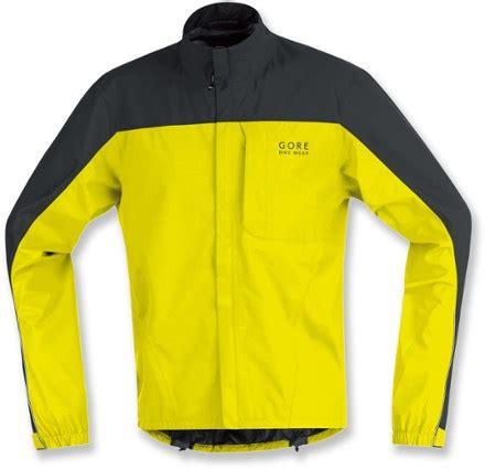 mens fluorescent cycling jacket gore bike wear path gore tex neon bike jacket men 39 s at rei