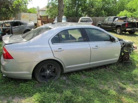 purchase   ford fusion parts salvage title
