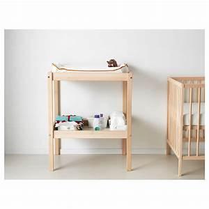 Commode A Langer Ikea : table a langer sniglar d ikea avis de maman et test produit de parents ~ Teatrodelosmanantiales.com Idées de Décoration