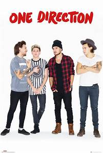 One Direction Posters - Official Merchandise 2016/2017