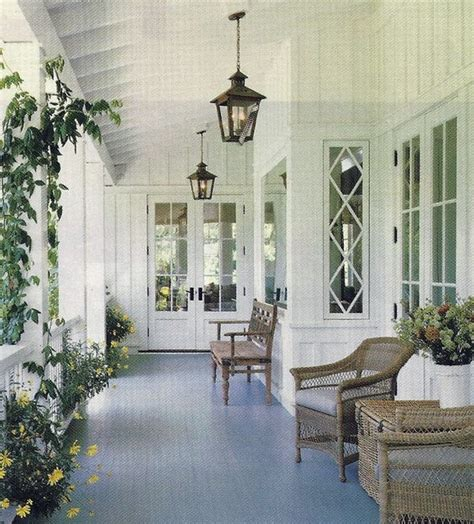 lanterns on front porch love this front porch and especially the windows and lanterns from sunset magazine june 2004