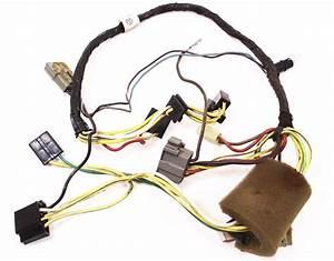 Ac Heater Box Harness Vw Rabbit Gti Mk1