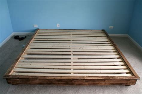 Best 25+ Platform Bed Plans Ideas On Pinterest