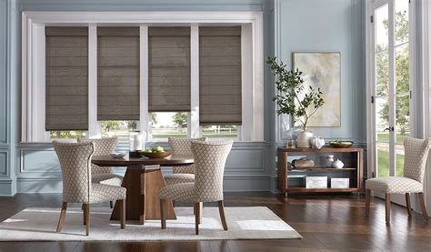 Blinds For Dining Room by Custom Window Treatments For Dining Rooms Budget Blinds