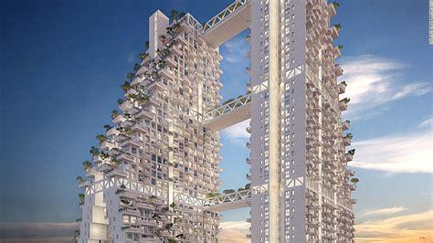 Moshie Safdie Singapore Architecture Cnn Travel