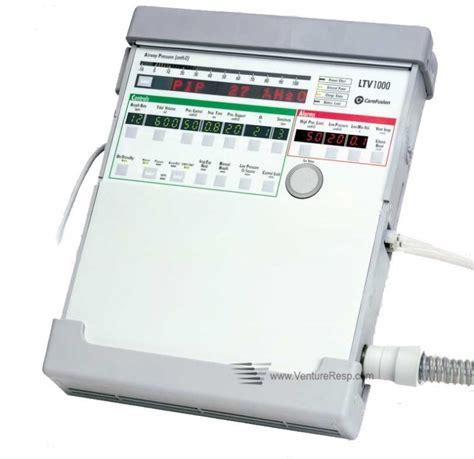 Pulmonetic LTV 1000 Ventilator - CareFusion - Venture ...