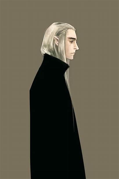 Thranduil Tolkien Elves Elf Tvshows Bowie Marvel