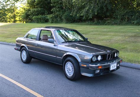 1987 Bmw E30 by 1987 Bmw 325is 5 Speed Bring A Trailer