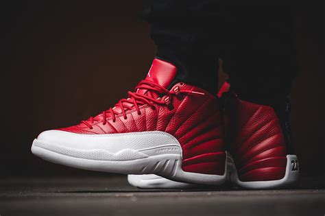Air Jordan 12 Red White Black Release Date  Sneaker Bar