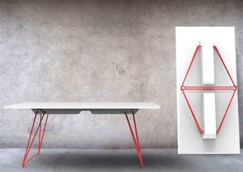folding furniture designs great space savers