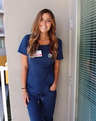 Scrubs Nurse Nursing Medical Outfit Jaanuu Scrub