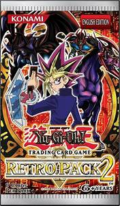 Yugioh Trading Card Game Retro Pack 2: Booster Pack | www ...