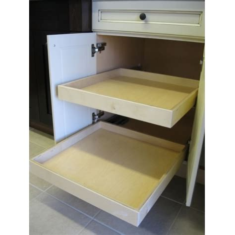 Pull Out Bookcase by Pull Out Shelves