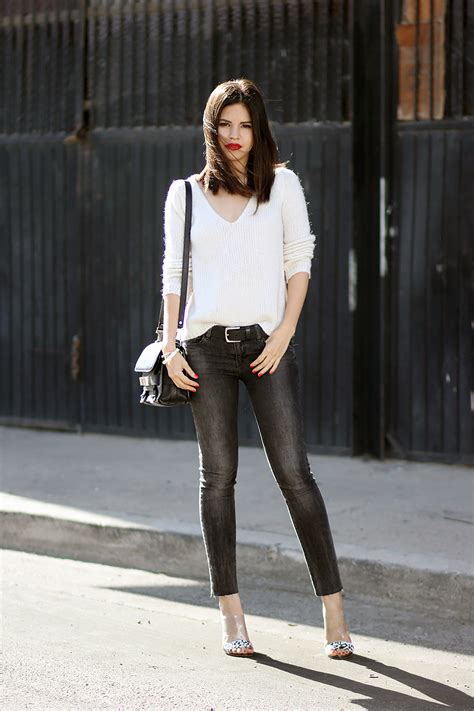 street style clogs  mules  fashiongumcom