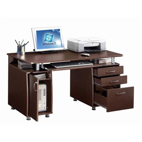 home office computer desk super storage home office computer desk ebay