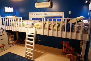 Free Do It Yourself Loft Bed Plans