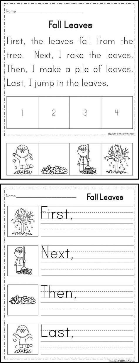 First Next Then Last Worksheet Kindergarten First Best Free Printable Worksheets