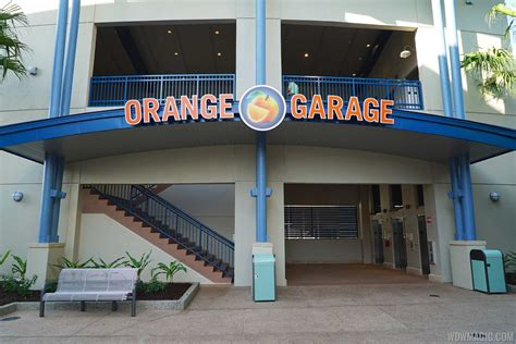 disney springs parking garage disney springs orange parking garage east connector